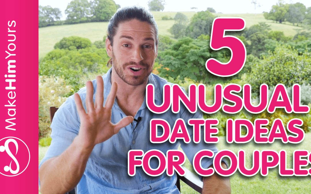 5 Unusual Date Ideas For Couples