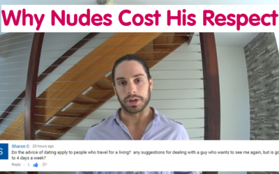 Why Nudes Lose His Respect – Ask Mark #13