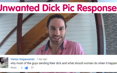 How To Respond To An Unwanted Dick Pic! – Ask Mark #14