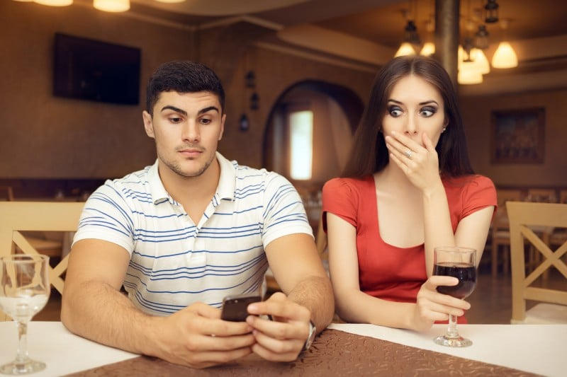 What to Do When Your Boyfriend Likes Another Girl's Photos