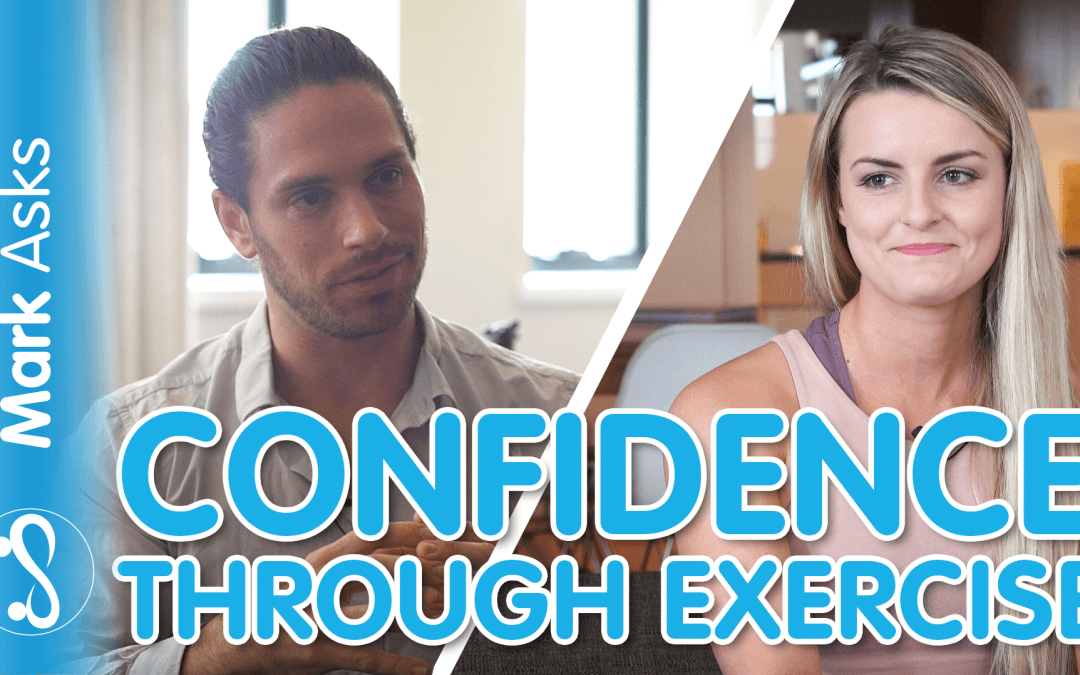 Confidence Through Exercise – Weight Training & Self Confidence